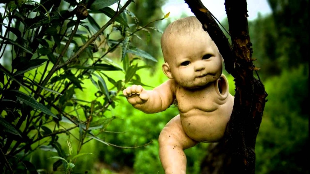 Таинственный остров заброшенных кукол в Мексике