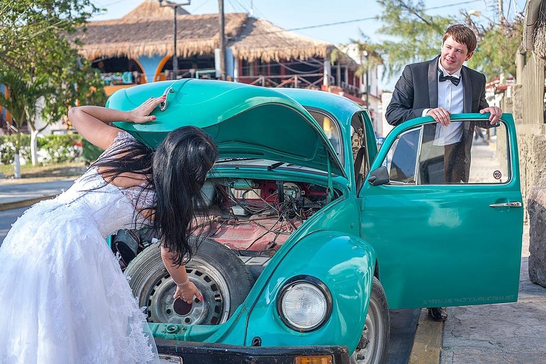 Постановочные и тематические фото в Мексике. Фотосессии в Мексике