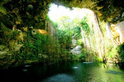 Подземное озеро Ик киль