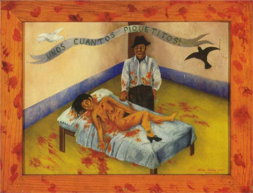 Картины Фриды Кало