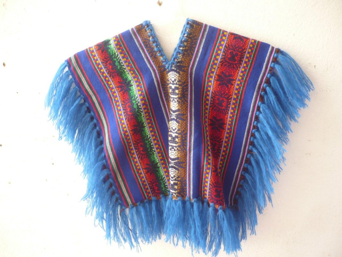 Индейское пончо сшить своими руками 97