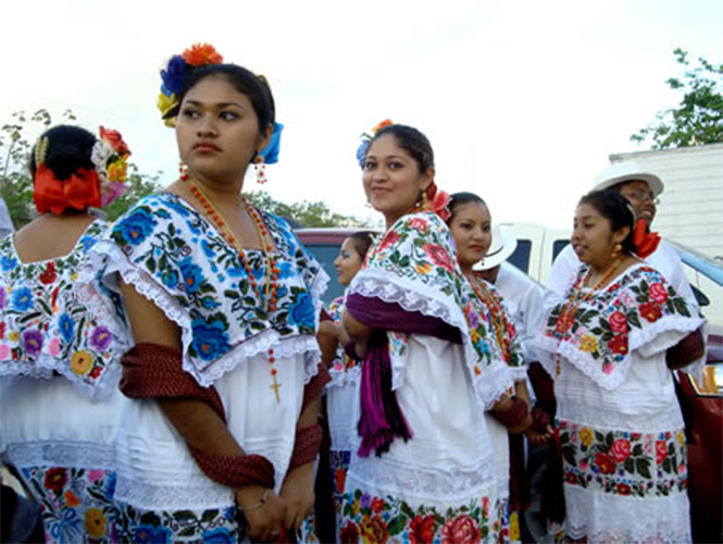 мексиканки современные фото