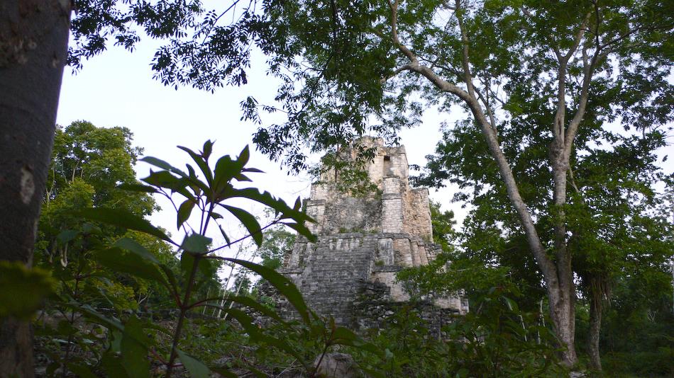Руины Чак Моль