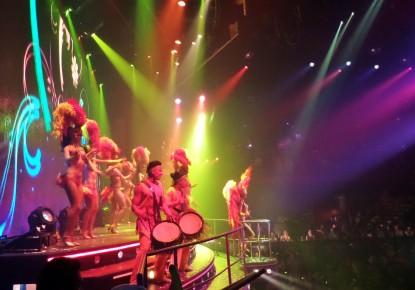 Коко Бонго шоу и диско клуб