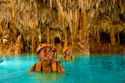 Изучение подземной реки 2