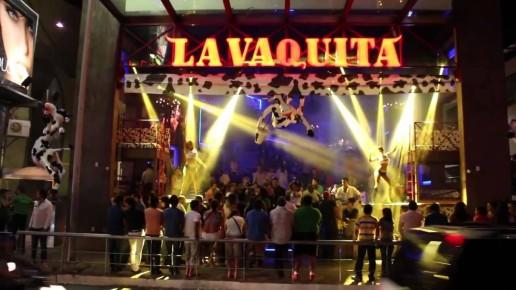 LA Vaquita 3 Ночная жизнь и тусовки в Мексике и Канкуне