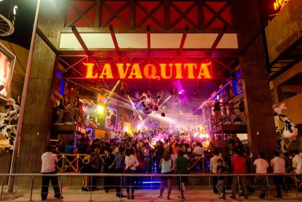Ла Вакита Клаб. La Vaquita night club Cancun. Ночная жизнь Канкуна, клубы и дискотеки