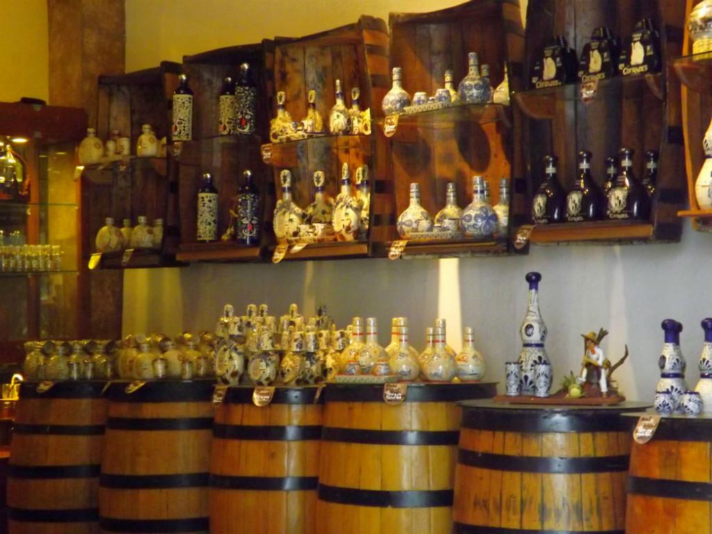 Музей текилы. Tequila museum Cancun & Playa del Carmen. Дегустация текилы.