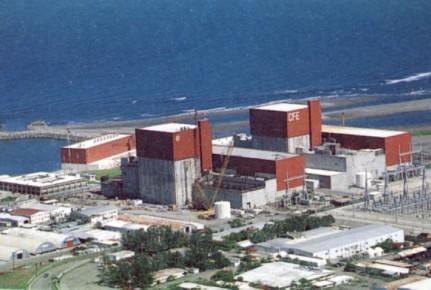 Атомная станция в Мексике. CFE