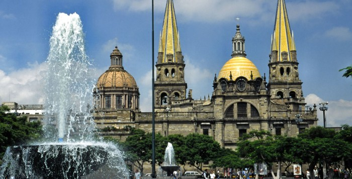 Гвадалахара, Мексика. Город в Мексике.
