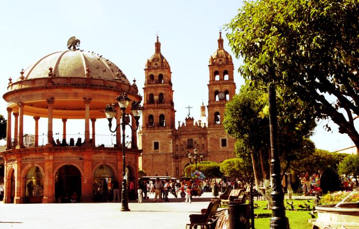Исторический центр Дуранго