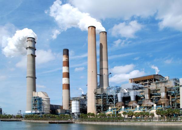 Тепловая электростанция в Мексике. Энергетика в Мексике