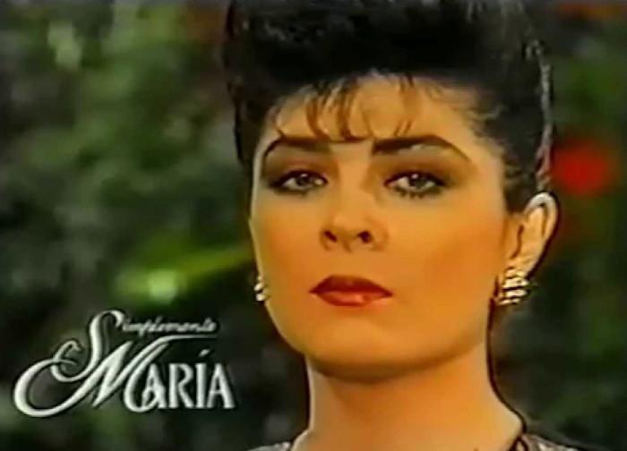 Сериал Просто Мария смотреть онлайн