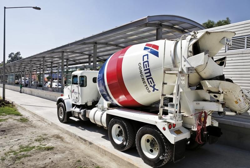 Компания Семекс - производство и доставка цемента