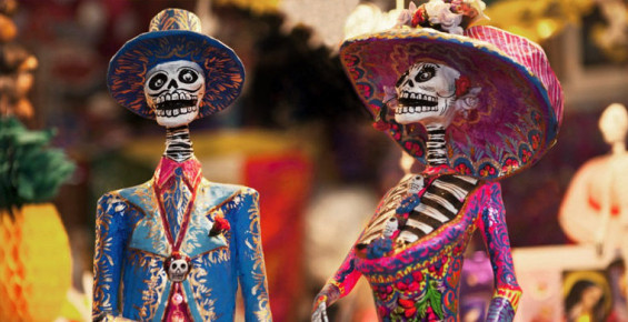 Парад веселых мертвецов