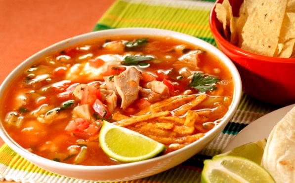 Суп Ацтека или Сока Ацтека