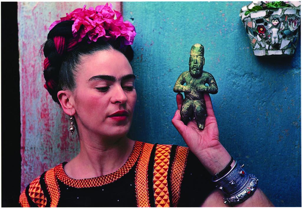 Фрида Кало. Знаменитая мексиканская художница