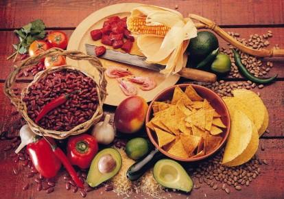 Самая вкусная еда - мексиканская