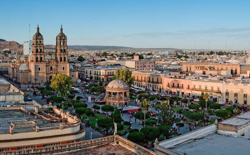 Самый высокообразованный город Мексики - Гвадалахара