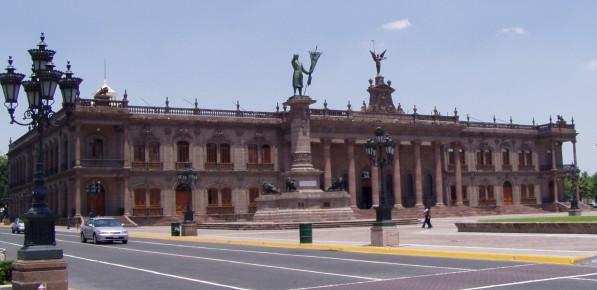 Дворец правительства Штата Нуэво Леон, Мексика