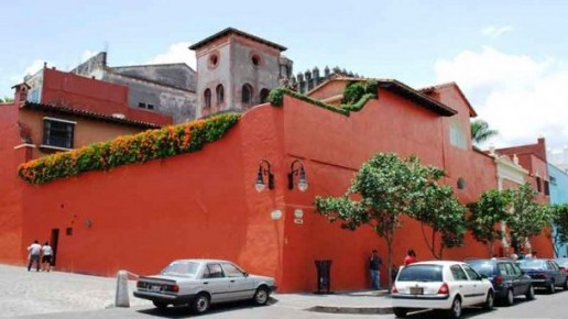 Дом музей американского художника Роберта Брейди