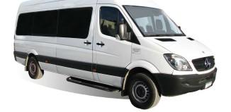 Транспорт из аэропорта Канкуна в отели и обратно осуществляется на наших комфортабельных машинах: Тойота Хаис и Мерседес Спринтер