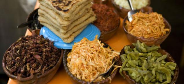 Ингредиенты для мексиканской кухни, Морелос, Мексика