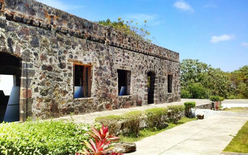 Исторические места города Сан Блас, Наярит, Мексика