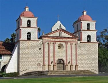 Санта Барбара - храм миссионеров в Южной Нижней Калифорнии