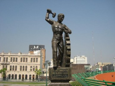 Монумент трудящимся Нуэво Леона