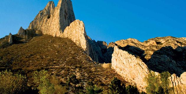 Национальный парк Кумбрес де Монтеррей
