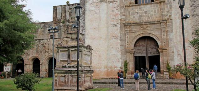 Обитель Сан Хуан Тлайякапан, Морелос, Мексика