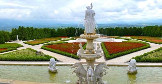 Сады Хардинес де Мехико, Куэрнавака, Морелос, Мексика