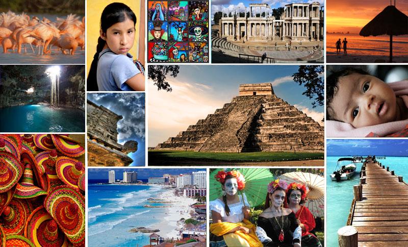 Мексика - самая самая самая интересная страна