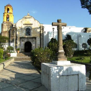 Сантьяго в Окуитуко, Морелос, Мексика