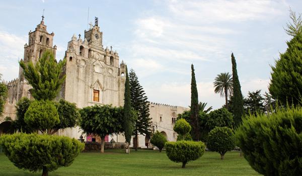 Сан-Матео в Атлатлаукане, Морелос в Мексике