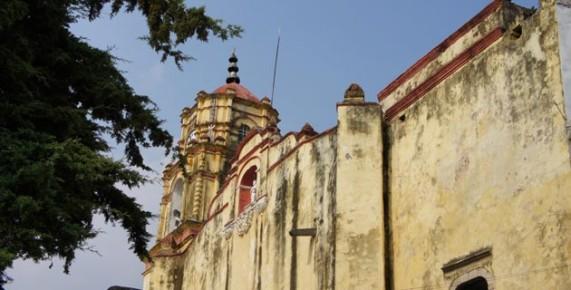 Сан-Хуан в Тетела-дель-Волькан, Морелос, Мексика