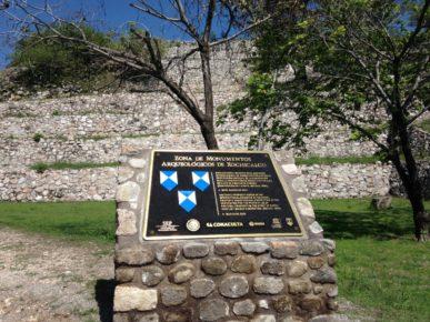 Археологическая зона Шочикалько, штат Морелос