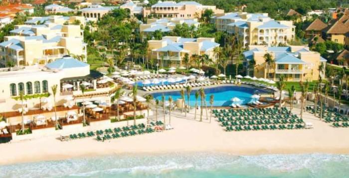 Плаякар - уютная деревня для туристов. Occidental Allegro Playacar Resort 4* (Осиденталь Аллегро Плаякар Резорт 4 звезды)