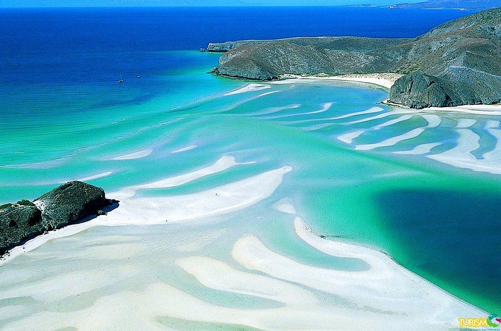 Красота пляжа Баландра вдохновляет