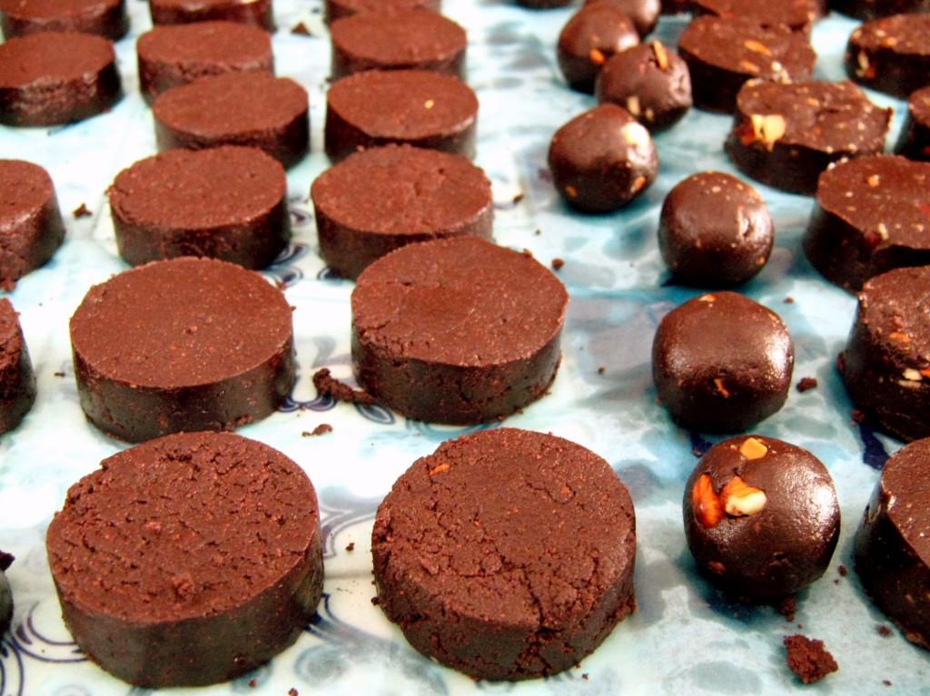 Шоколад, приготовленный в домашних условиях