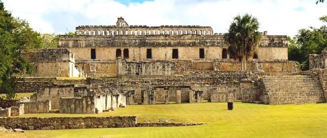 Археологическая зона Ушмаль