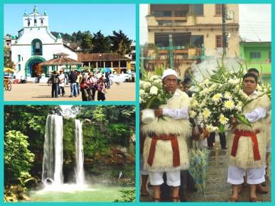 Индейцы Цоциль в Сан Хуан Чамула