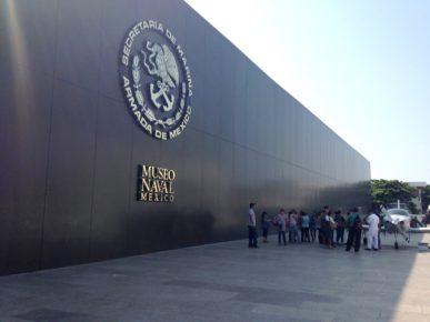 Музей военно-морских сил города Веракрус, Мексика