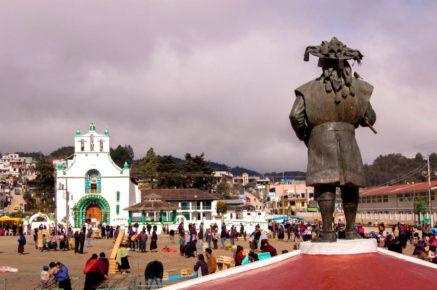 Сан Хуан Чамула, штат Чиапас