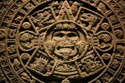 Календарь составлен предками мексиканцев. Символизирюет цикличность эпох