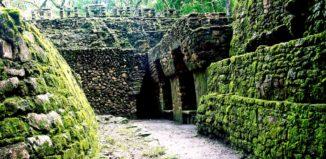 Город, затерянный в лакандонских джунглях