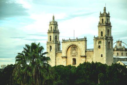Кафедраль Сан-Идельфонсо, Мерида, Юкатан