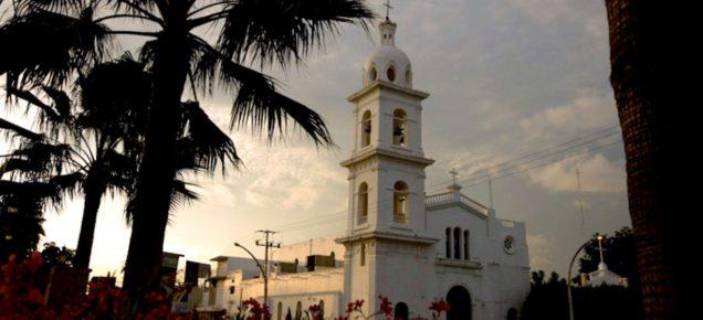 Кафедраль города Лос Мочис, Синалоа