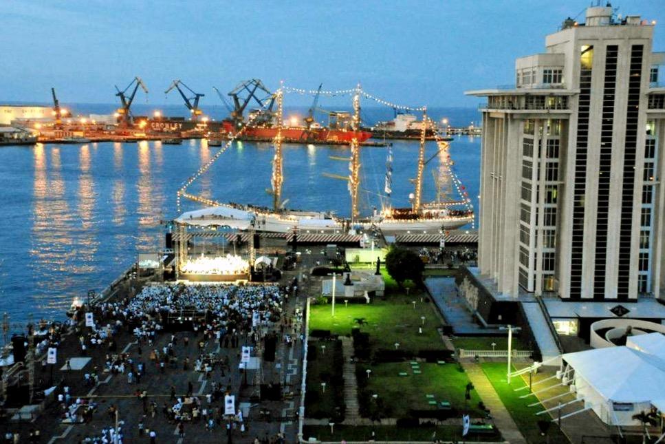 Город Веракрус - морские ворота в Мексику